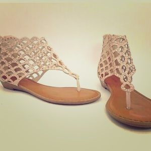 Zigi Soho Melaa Cinnamon Sandals